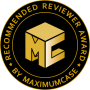 MaximumCase - Gold Award, Editor Choice