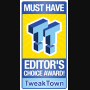TweakTown - Editor's Choice