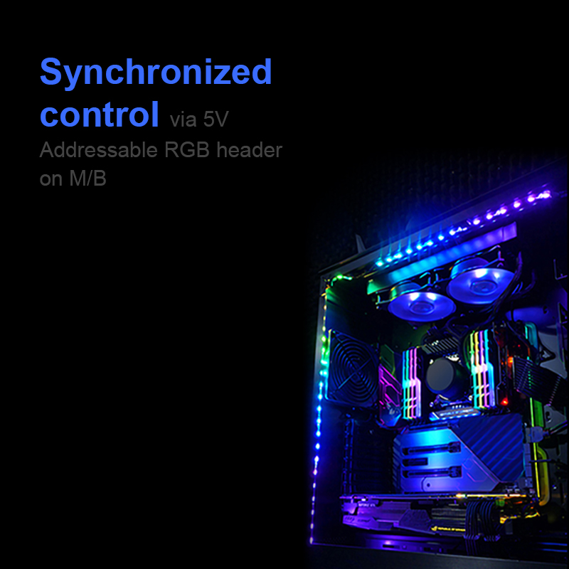 RGB LED STRIPS - anidess